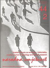 Narodna umjetnost vol. 44 br. 2