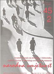 Narodna umjetnost vol. 45 br. 2