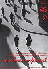 Narodna umjetnost vol. 48 br. 1
