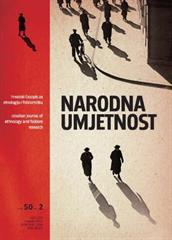 Narodna umjetnost vol. 50 br. 2
