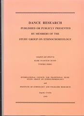 Dance Research 1999.