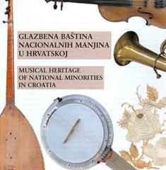 Glazbena baština nacionalnih manjina u Hrvatskoj