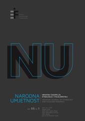 Narodna umjetnost vol. 55 br. 1