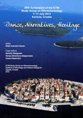 Dance, Narratives, Heritage