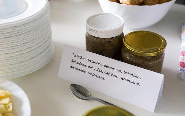 Povijesni riječnik hrvatskog kulinarstva A-M
