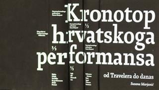 Kronotop hrvatskoga performansa: od Travelera do danas