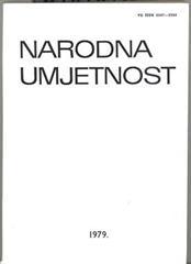 Narodna umjetnost vol. 16