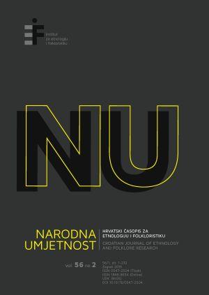 Narodna umjetnost vol. 56 br. 2