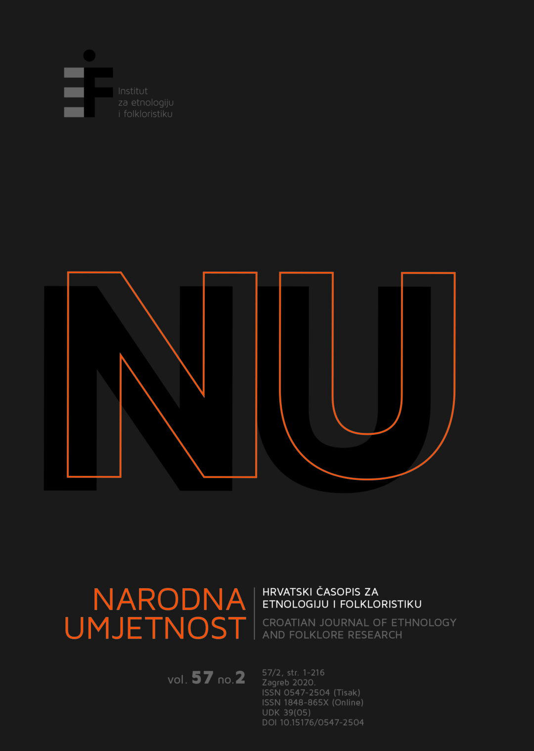 Narodna umjetnost vol. 57 br. 2